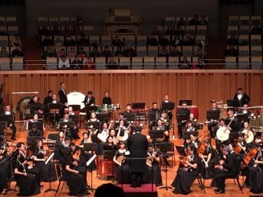 DG Orchester näher