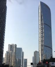chengdu - modern chengdu architecture