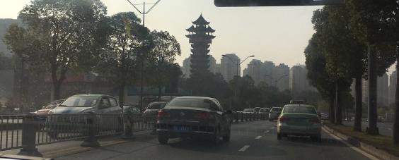 chengdu - pagoda