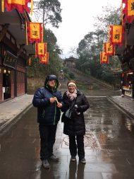 chengdu - qingcheng mountain eltern