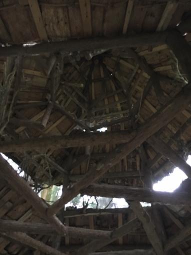 chengdu - qingcheng mountain pagoda inside