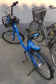 mietbike blau