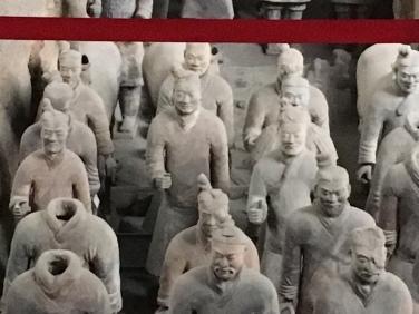 xian - tkk armee von nahem