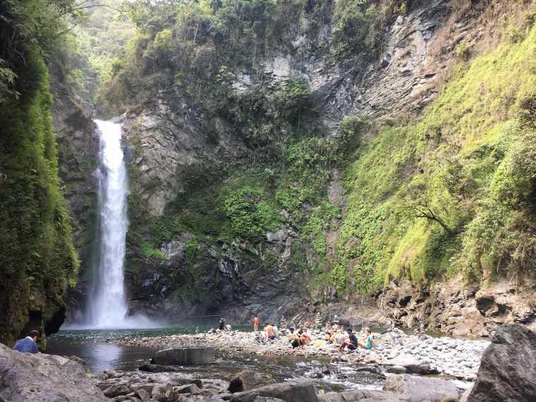Banaue wasserfall