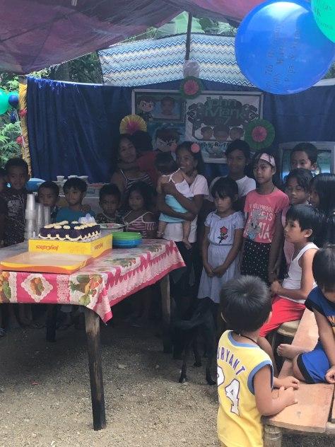Kinder-Geburtstagsfest...