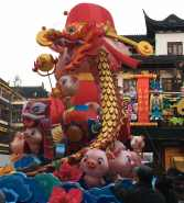 February 5th it's the Chinese New Year...