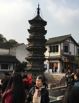 nanxiang stone pagoda copy