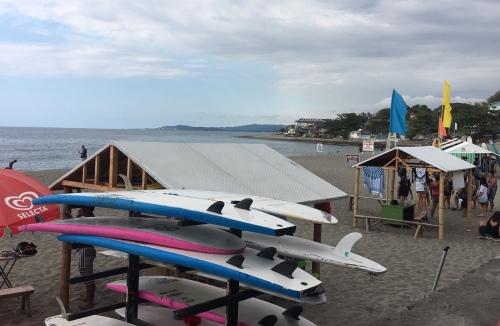 San Juan surf