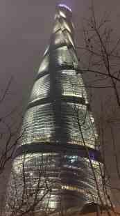 Shanghai Tower...