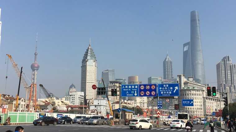 Shanghai first view copy
