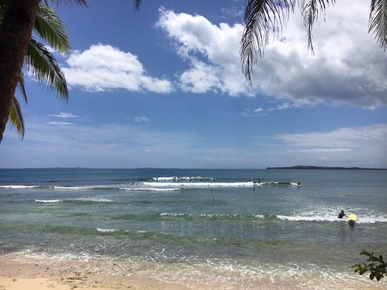 Siargao surf spot 2