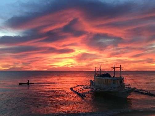 Mein Lieblings-Sonnenuntergang-Bild