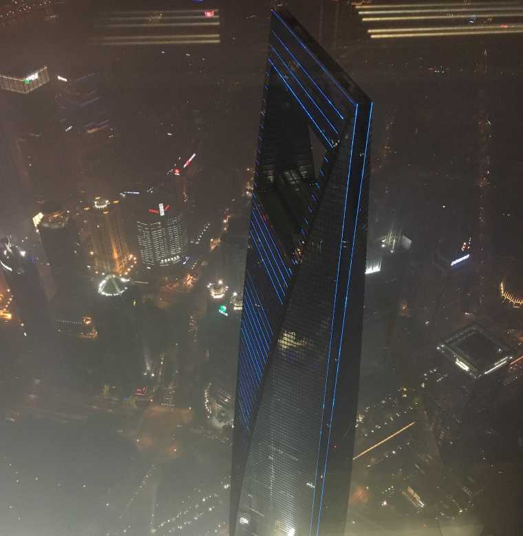 view from shanghai tower III copy